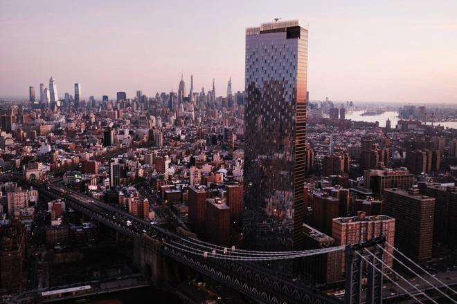 New York nhìn từ trên cao trong dịch Covid-19 Ảnh 8
