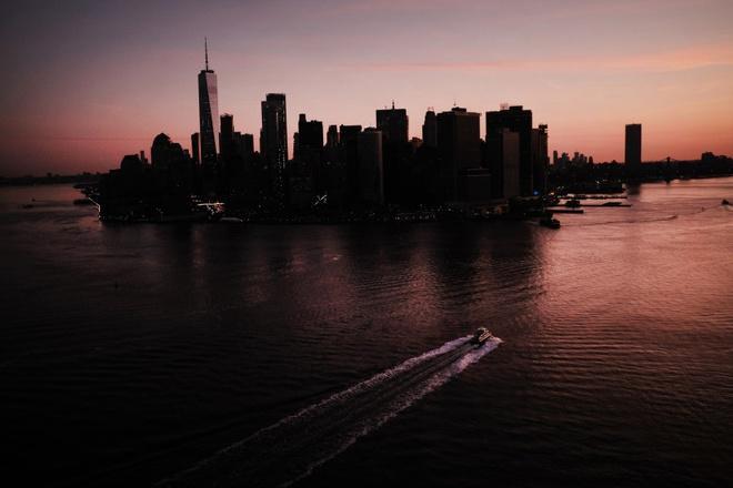 New York nhìn từ trên cao trong dịch Covid-19 Ảnh 2