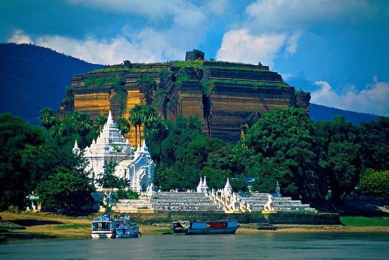 Giấc mơ tan biến để lại một ngôi chùa thờ thánh tích răng Phật lớn nhất thế giới dở dang Ảnh 2