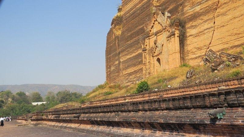 Giấc mơ tan biến để lại một ngôi chùa thờ thánh tích răng Phật lớn nhất thế giới dở dang Ảnh 4