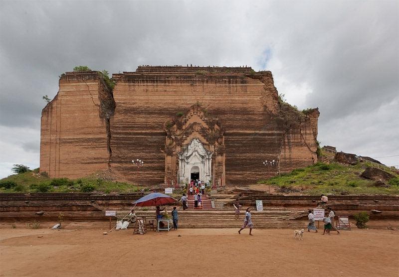 Giấc mơ tan biến để lại một ngôi chùa thờ thánh tích răng Phật lớn nhất thế giới dở dang Ảnh 1