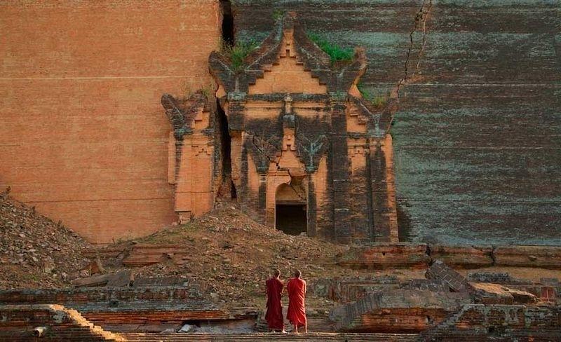 Giấc mơ tan biến để lại một ngôi chùa thờ thánh tích răng Phật lớn nhất thế giới dở dang Ảnh 5
