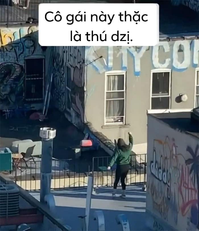 Ở nhà tránh dịch, thanh niên FA cưa đổ cô gái tòa nhà kế bên bằng fly-cam Ảnh 2