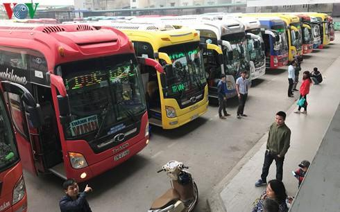 Khẩn cấp hạn chế tối đa tàu, xe đi/đến Hà Nội, TP Hồ Chí Minh Ảnh 2