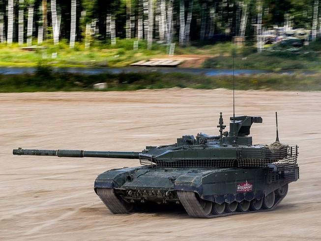 Xe tăng T-90M sẽ được bàn giao cho quân đội Nga trong năm 2020 Ảnh 1