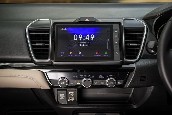 Honda 'cải lùi' nội thất, bỏ cảm ứng để người lái giảm mất tập trung Ảnh 1