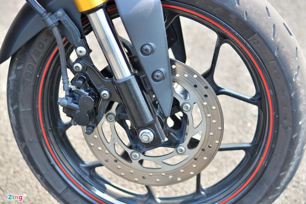 Yamaha TFX biến hóa thành Ducati Hypermotard độc nhất VN Ảnh 10
