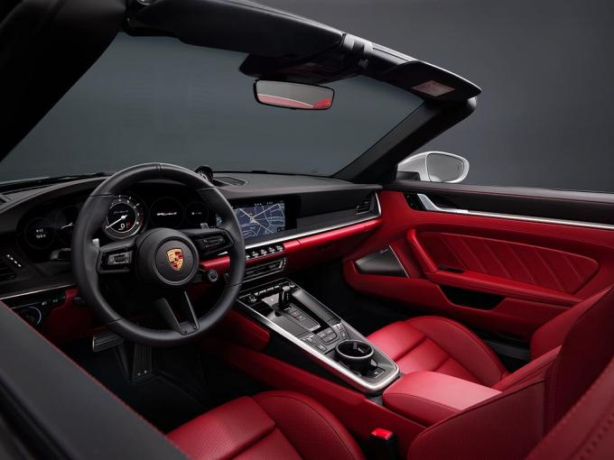 Porsche 911 Turbo S vừa ra mắt mạnh cỡ nào? Ảnh 5