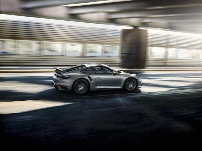 Porsche 911 Turbo S vừa ra mắt mạnh cỡ nào? Ảnh 2