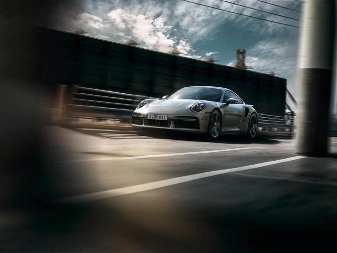 Porsche 911 Turbo S vừa ra mắt mạnh cỡ nào? Ảnh 3