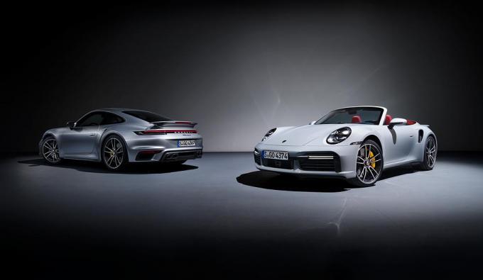 Porsche 911 Turbo S vừa ra mắt mạnh cỡ nào? Ảnh 1