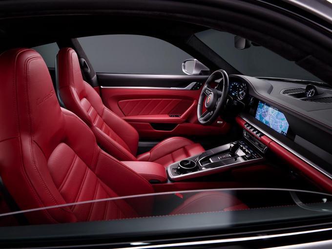 Porsche 911 Turbo S vừa ra mắt mạnh cỡ nào? Ảnh 6