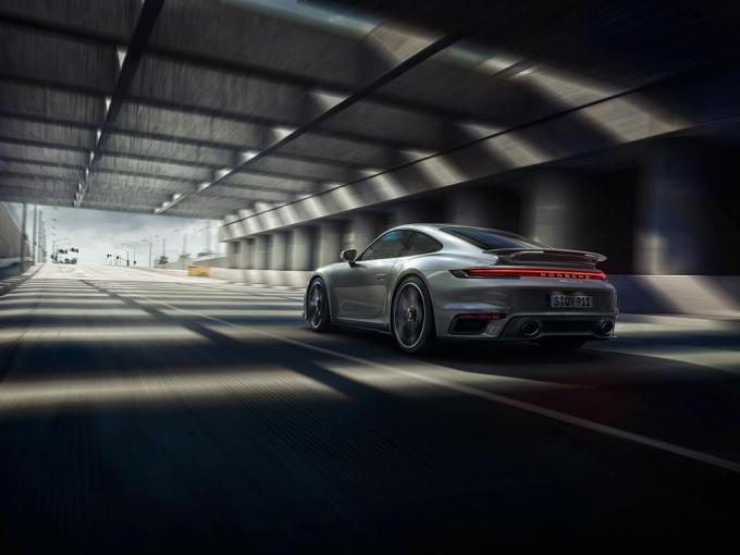 Porsche 911 Turbo S vừa ra mắt mạnh cỡ nào? Ảnh 4