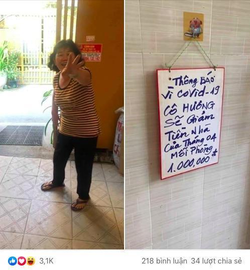 Cô chủ nhà trọ mặc kệ khoản nợ ngân hàng vẫn quyết chí giảm hẳn 1 triệu mỗi phòng cho khách thuê khiến dân mạng thả tim rần rần Ảnh 2
