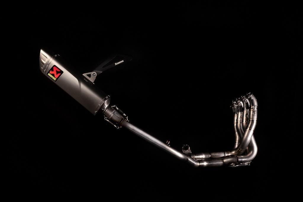 Ống xả dành riêng Honda CBR1000RR-R Fireblade Ảnh 2