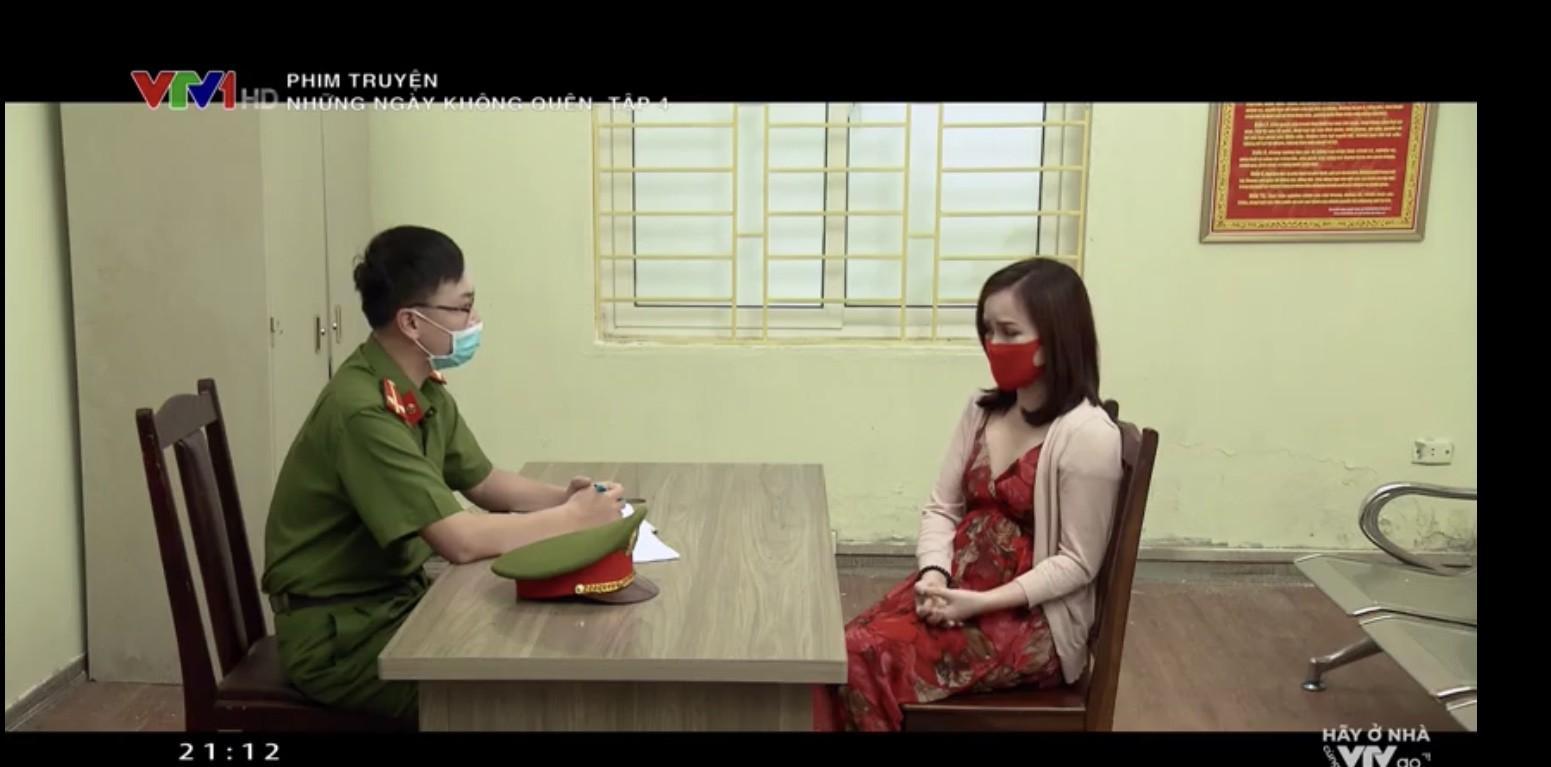 Những ngày không quên 4: Cô Xuyến bị phạt nặng vì tung tin giả, Huệ nghi ngờ Quốc Ảnh 2
