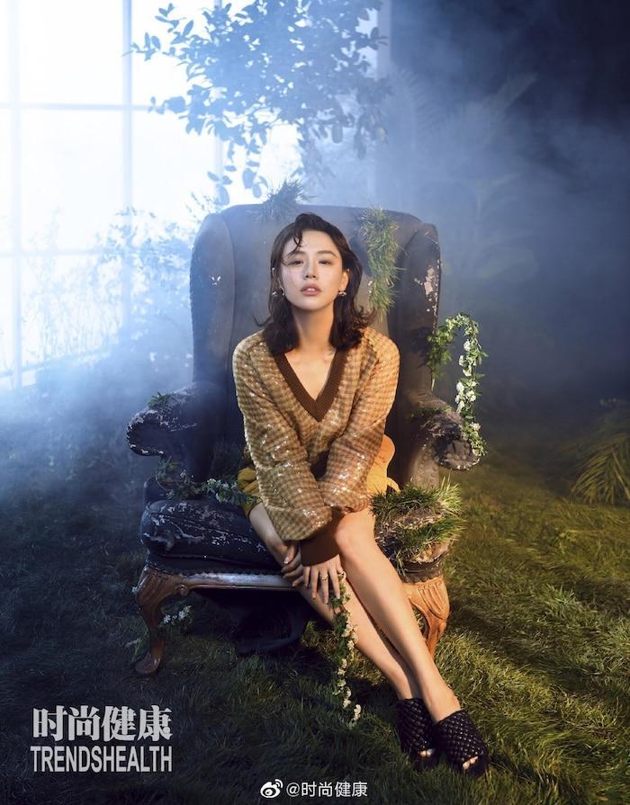 Ngắm không chán bộ ảnh của 25 'nam thần nữ thần' Hoa ngữ giữa mùa dịch! Ảnh 72