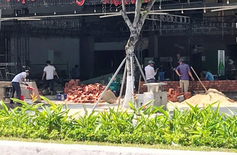 Nhiều người Đà Nẵng chủ quan trong phòng chống dịch COVID-19 Ảnh 6