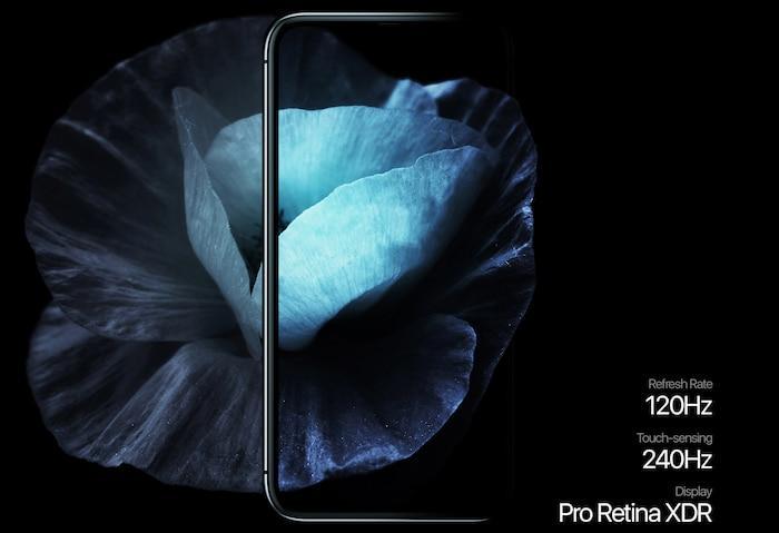 iPhone 12 Pro lột xác đầy ấn tượng với màn hình siêu tràn viền, 5 camera sau Ảnh 1
