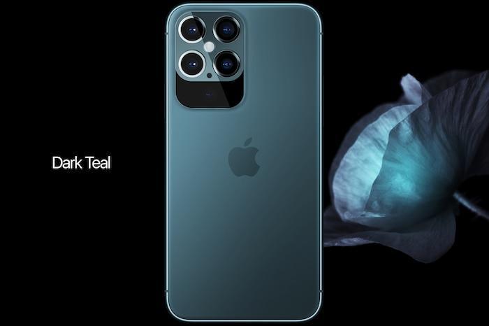 iPhone 12 Pro lột xác đầy ấn tượng với màn hình siêu tràn viền, 5 camera sau Ảnh 3