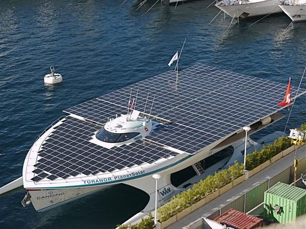 Những phương tiện giao thông sử dụng năng lượng mặt trời Ảnh 3