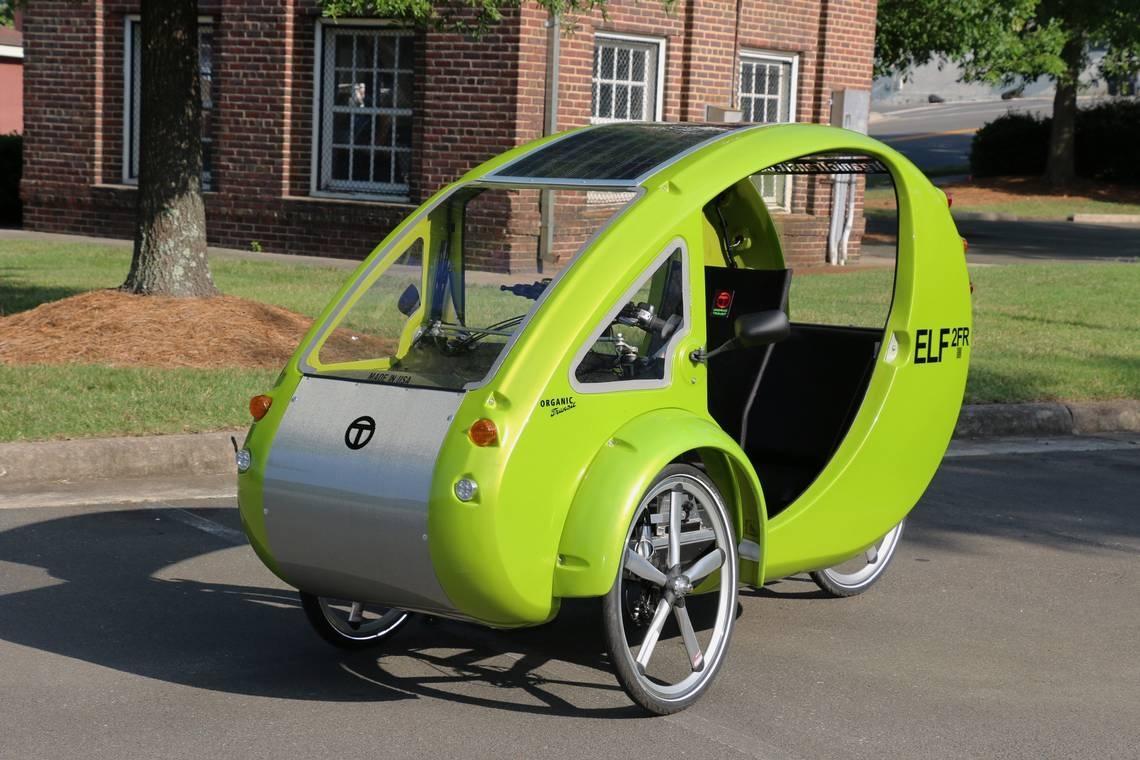 Những phương tiện giao thông sử dụng năng lượng mặt trời Ảnh 4