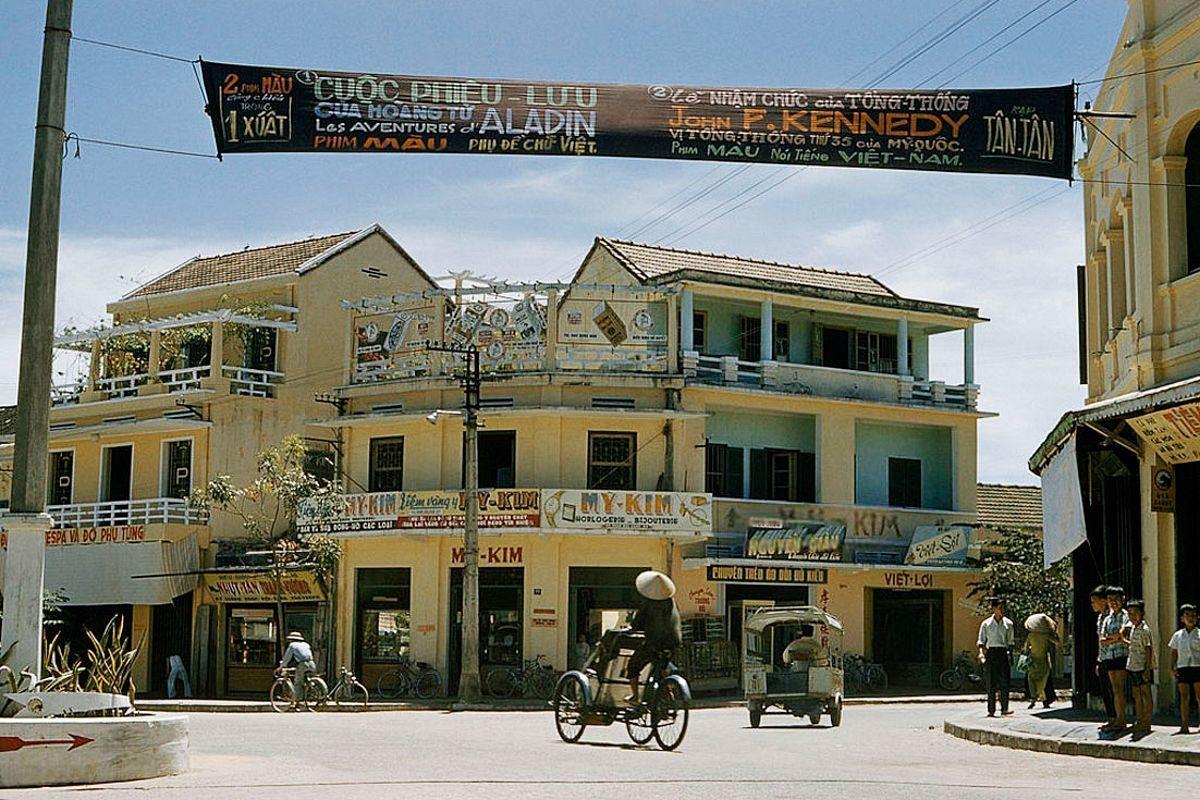 Ảnh màu đẹp về Đà Lạt, Nha Trang, vùng đồng bằng sông Cửu Long những năm 1960 Ảnh 2