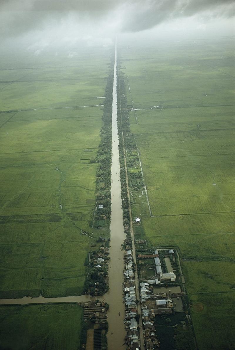 Ảnh màu đẹp về Đà Lạt, Nha Trang, vùng đồng bằng sông Cửu Long những năm 1960 Ảnh 10