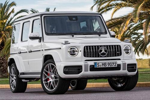 Bảng giá xe Mercedes-Benz tháng 4/2020: Đắt nhất 10,829 tỷ đồng Ảnh 1
