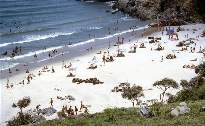 Vũng Tàu đẹp hoang sơ và ấn tượng trong bộ ảnh chụp năm 1970 Ảnh 2