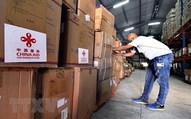 Mỹ yêu cầu Trung Quốc tạo điều kiện xuất khẩu nhanh trang bị bảo hộ Ảnh 1