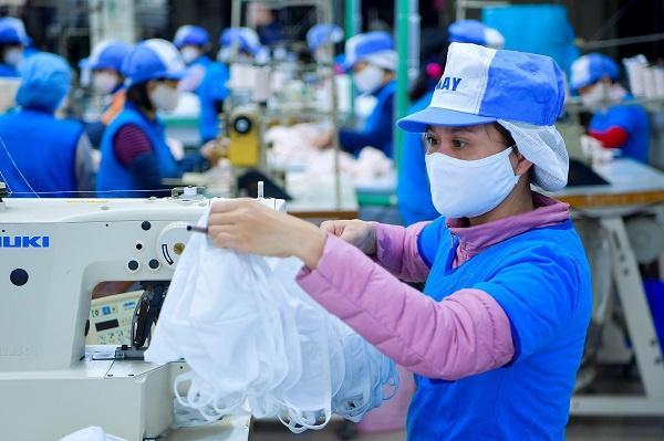 Vinatex: 'Đơn hàng xuất khẩu mới gần như không có' Ảnh 1