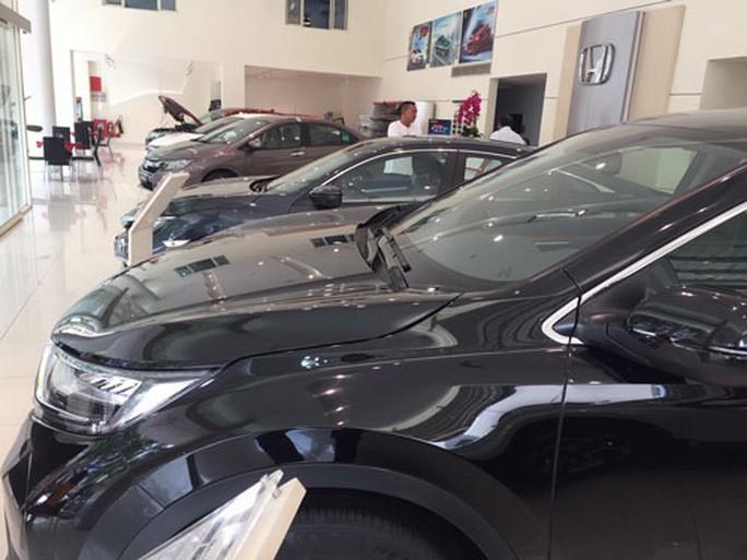 Đại lý ôtô được bỏ chỉ tiêu bán hàng Ảnh 1
