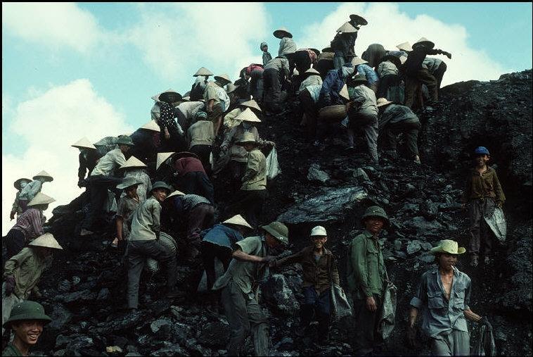Nhịp sống hối hả, nhộn nhịp ở Quảng Ninh năm 1994-1995 Ảnh 7
