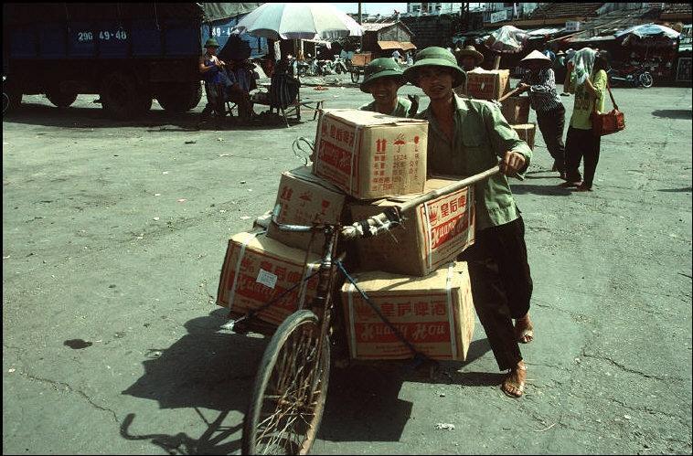 Nhịp sống hối hả, nhộn nhịp ở Quảng Ninh năm 1994-1995 Ảnh 10