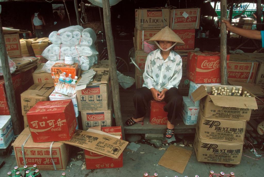 Nhịp sống hối hả, nhộn nhịp ở Quảng Ninh năm 1994-1995 Ảnh 9