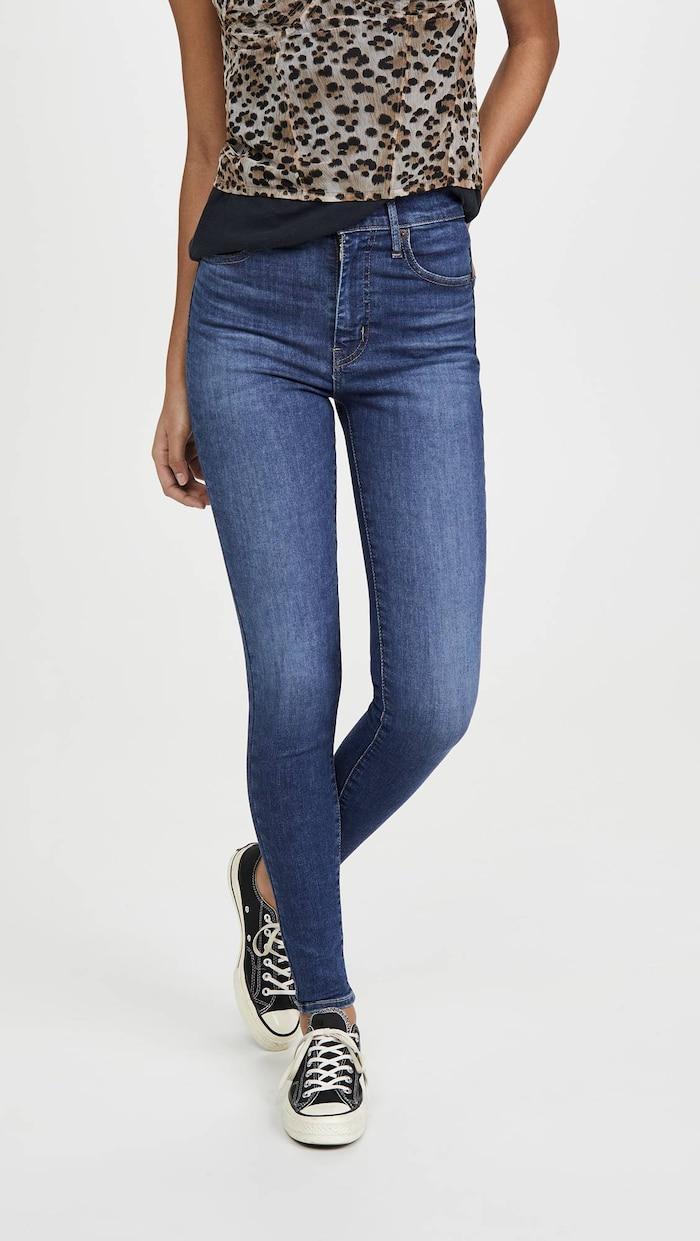 5 cách mix quần jeans đi làm thật thanh lịch cho ngày tới công sở sau khi hết cách ly xã hội Ảnh 13