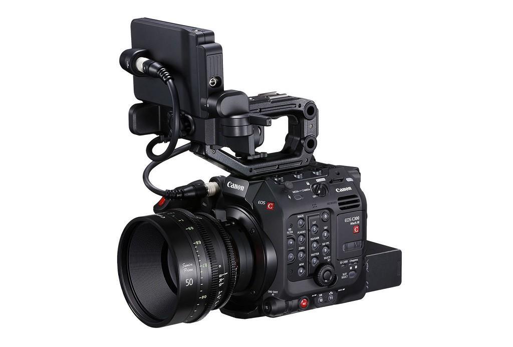 Lộ diện máy quay 4K 'khủng' có giá 285 triệu đồng Ảnh 1