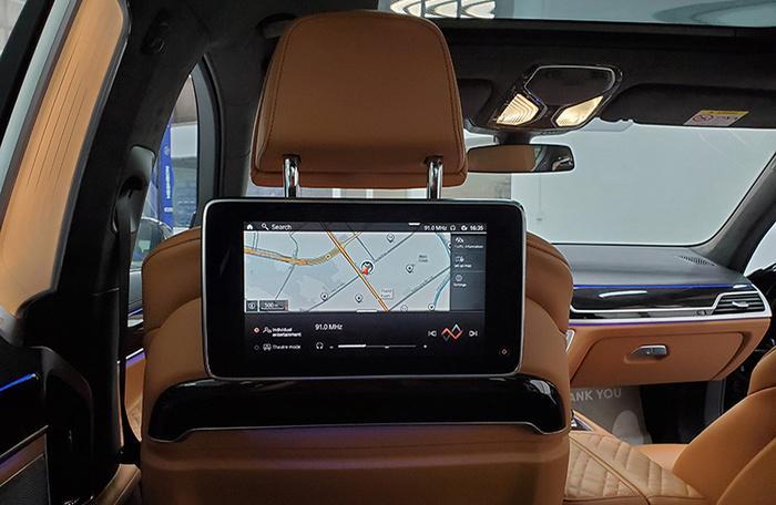 Đánh giá nhanh BMW 740Li Pure Excellence giá gần 6,3 tỷ đồng tại thị trường Việt Nam Ảnh 19