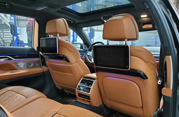 Đánh giá nhanh BMW 740Li Pure Excellence giá gần 6,3 tỷ đồng tại thị trường Việt Nam Ảnh 18