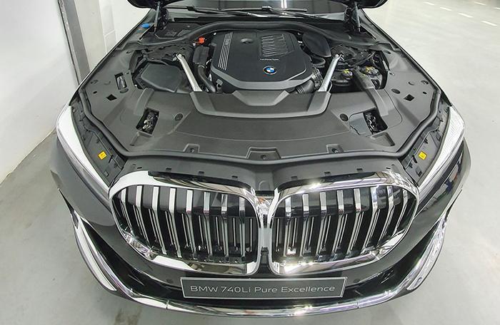 Đánh giá nhanh BMW 740Li Pure Excellence giá gần 6,3 tỷ đồng tại thị trường Việt Nam Ảnh 26