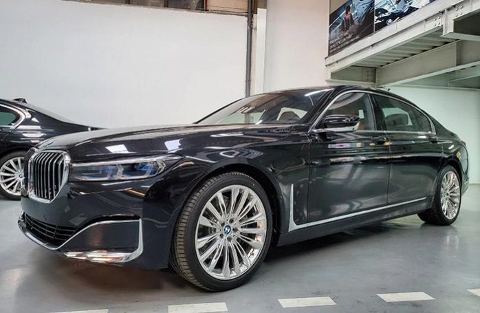Đánh giá nhanh BMW 740Li Pure Excellence giá gần 6,3 tỷ đồng tại thị trường Việt Nam Ảnh 1