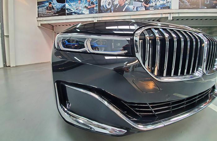 Đánh giá nhanh BMW 740Li Pure Excellence giá gần 6,3 tỷ đồng tại thị trường Việt Nam Ảnh 7