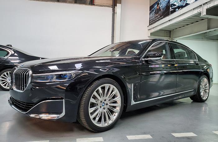 Đánh giá nhanh BMW 740Li Pure Excellence giá gần 6,3 tỷ đồng tại thị trường Việt Nam Ảnh 3