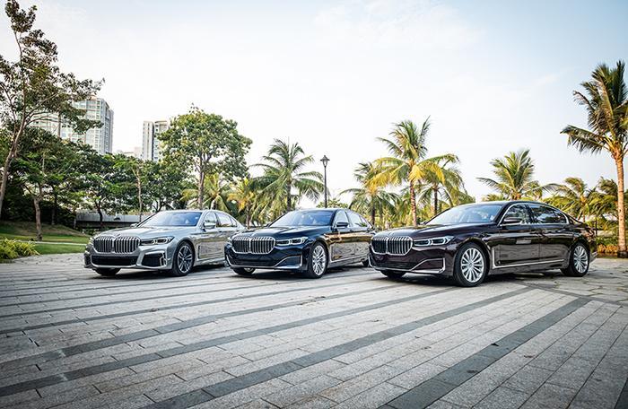 Đánh giá nhanh BMW 740Li Pure Excellence giá gần 6,3 tỷ đồng tại thị trường Việt Nam Ảnh 2