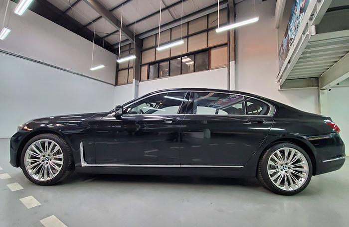 Đánh giá nhanh BMW 740Li Pure Excellence giá gần 6,3 tỷ đồng tại thị trường Việt Nam Ảnh 12