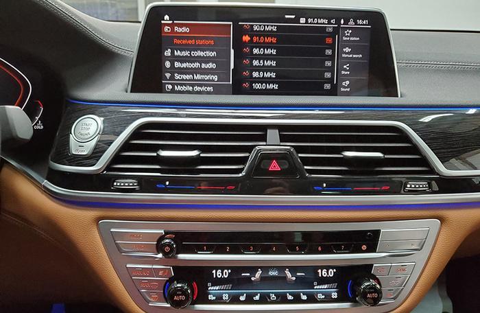 Đánh giá nhanh BMW 740Li Pure Excellence giá gần 6,3 tỷ đồng tại thị trường Việt Nam Ảnh 23
