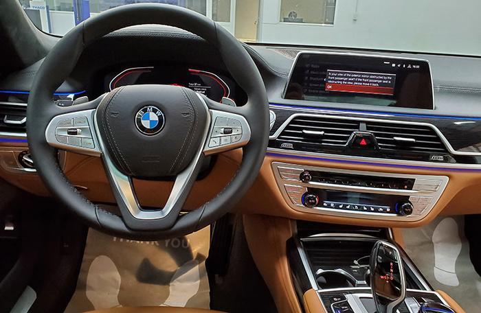 Đánh giá nhanh BMW 740Li Pure Excellence giá gần 6,3 tỷ đồng tại thị trường Việt Nam Ảnh 14
