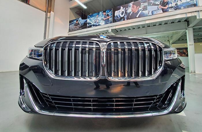 Đánh giá nhanh BMW 740Li Pure Excellence giá gần 6,3 tỷ đồng tại thị trường Việt Nam Ảnh 6