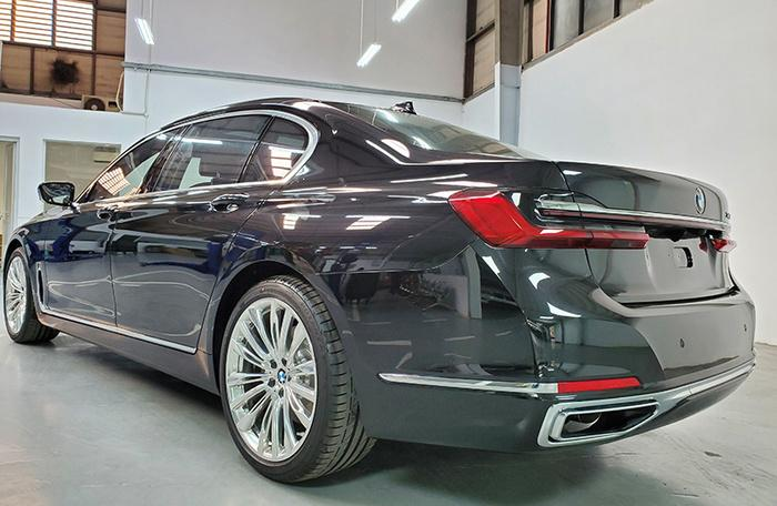 Đánh giá nhanh BMW 740Li Pure Excellence giá gần 6,3 tỷ đồng tại thị trường Việt Nam Ảnh 11
